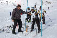 Sport Adapte Ski Club Reallon